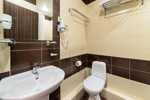 Hotel Hokko Стандартный двухместный номер с 2 отдельными кроватями