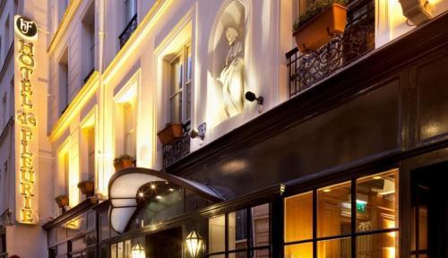 Hôtel De Fleurie - Hôtel - Paris