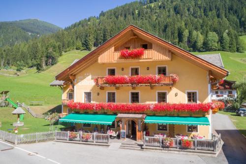 Hotel Tolderhof Vierschach bei Innichen