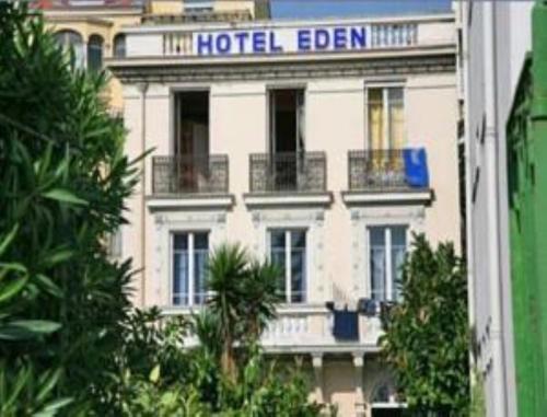 Villa Eden - Hôtel - Nice