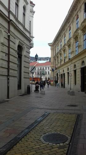 Jókai Apartman, Pension in Pécs