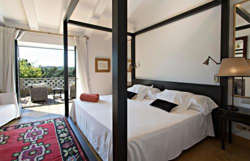 Suite con terraza Hotel La Malcontenta 5