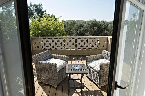 Suite con terraza Hotel La Malcontenta 8