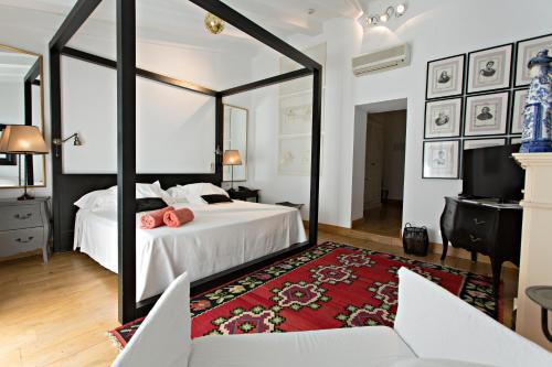 Suite con terraza Hotel La Malcontenta 7