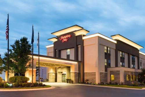 Hampton Inn Midland - Hotel