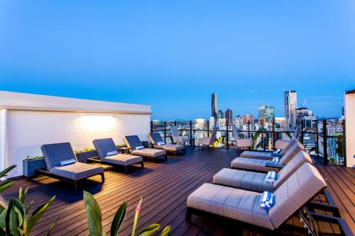 Фото отеля Hotel Grand Chancellor Brisbane