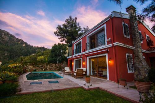 Marmaris Villa Aksu Beldibi Daily Weekly Rentals directions