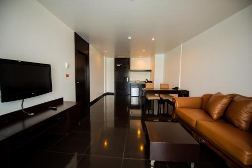 Suite Executive dengan Pemandangan Kota   (Executive Suite with City View)