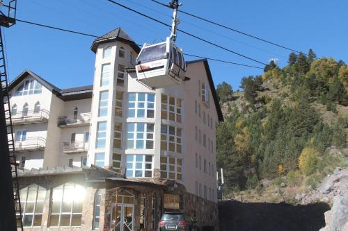 Hotel Shaherezada - Terskol