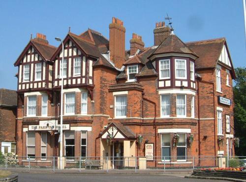 Park Inn Hotel Folkestone (with B&B)