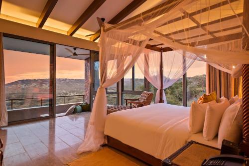 Melia Serengeti Lodge camera foto