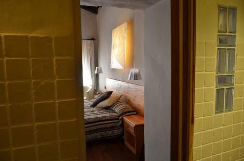 Habitación Doble Superior con terraza Hotel Galena Mas Comangau 54
