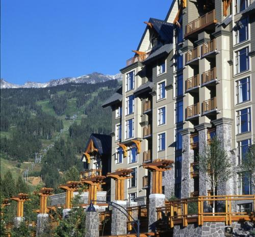 Pan Pacific Whistler Village Centre - Hotel - Whistler Blackcomb