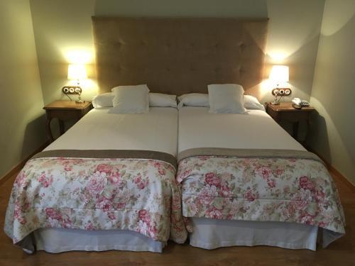 Standard Zweibettzimmer - Einzelnutzung Hotel Villa Monter 37