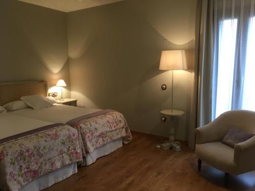 Standard Zweibettzimmer - Einzelnutzung Hotel Villa Monter 36