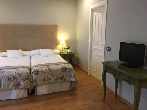 Standard Zweibettzimmer - Einzelnutzung Hotel Villa Monter 12