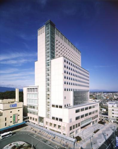 津市綠色花園酒店 Hotel Green Park Tsu