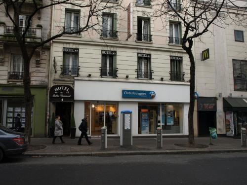 Hôtel des Buttes Chaumont photo 3