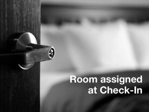Bij Inchecken Toegewezen Suite (Suite Assigned at Check-in)
