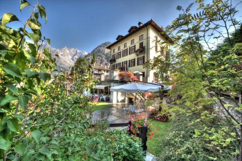 Villa Novecento Romantic Hotel Courmayeur