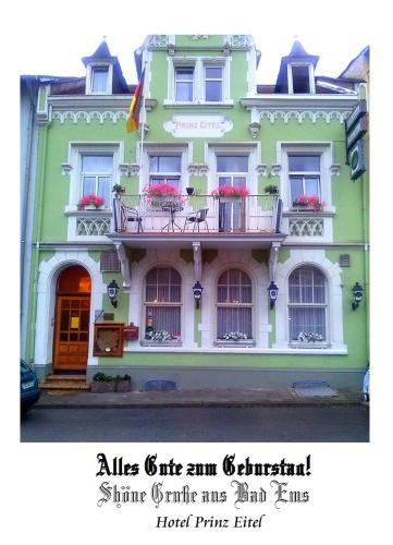 Hotel Prinz Eitel