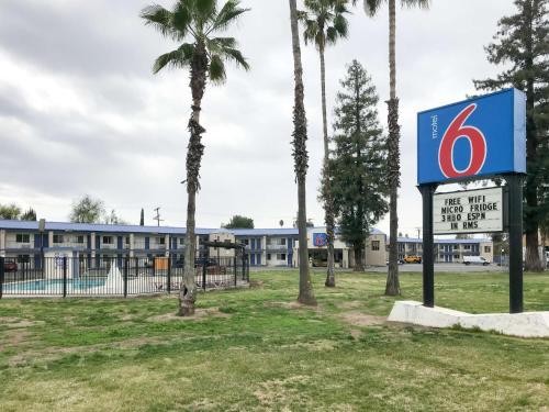 . Motel 6-Visalia, CA