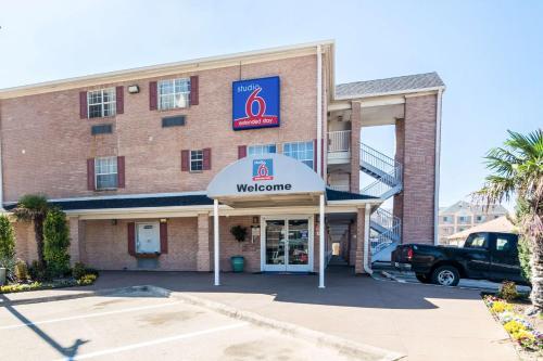 Studio 6-Plano, TX - Dallas - Plano Medical Center