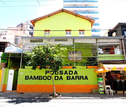 Hotel Pousada Bamboo da Barra