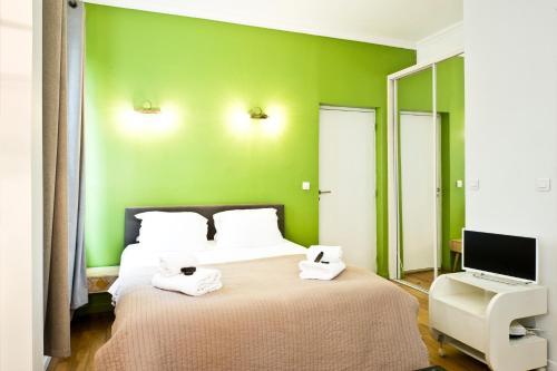 Pick A Flat - Apartments Batignolles/Moulin Rouge photo 5