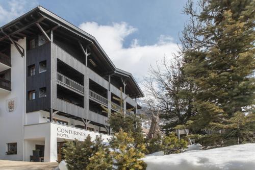 Hotel Conturines Alta Badia-San Cassiano/Sankt Kassian