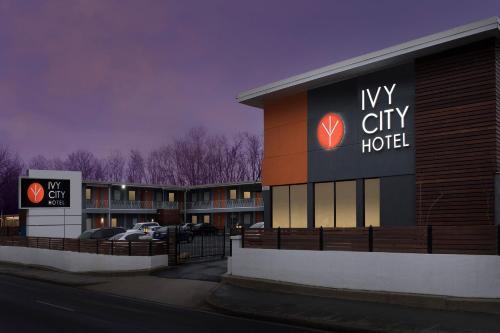 Ivy City Hotel - Washington, DC 20002
