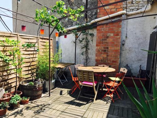 Chambre ind pendante avec sdb terrasse privative centre - Chambre d hote a rome centre ville ...