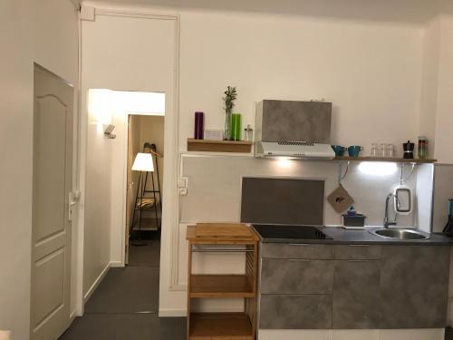 Maison Bernadette - Rez-de-chaussée - Location saisonnière - Vitry-sur-Seine