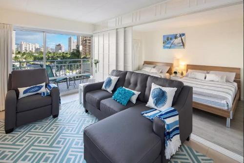 Ilikai Hotel Large Lanai - Honolulu, HI 96815