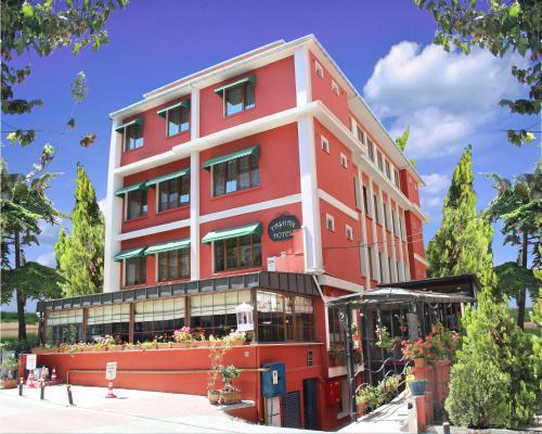Istanbul Bakirkoy Tashan Business & Airport Hotel tek gece fiyat