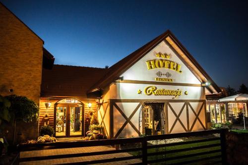 . Hotel Legnicki & Restauracja