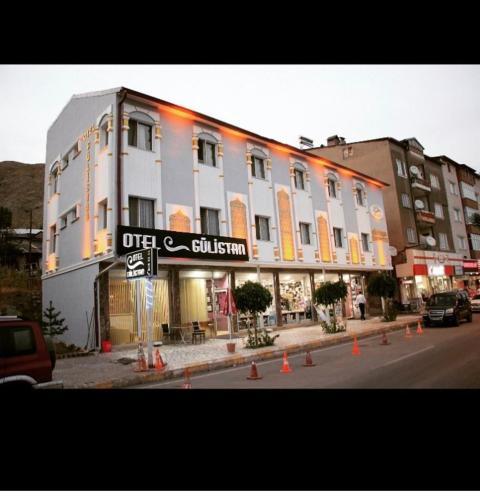 Zara Gulistan Hotel yol tarifi