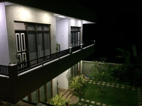 Deluxe Balcony Double Room with Garden & Canal View