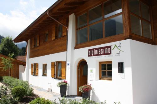 Ferienhaus Alpinissimo Oberammergau
