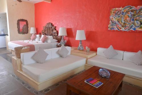 Hotel Aura del Mar kamer foto 's