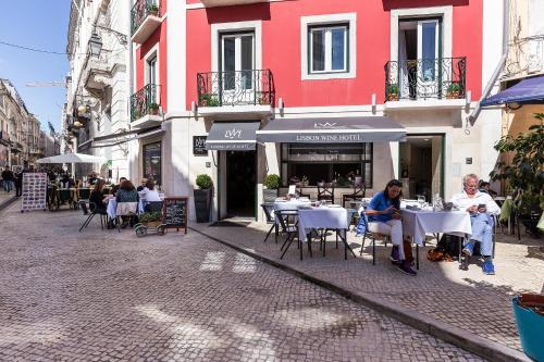 Lisbon Wine Hotel photo 50