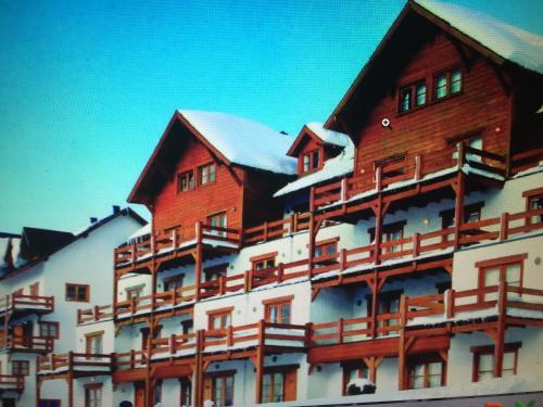 Apartamento en Hosteria del Cerro - Apartment - San Carlos de Bariloche