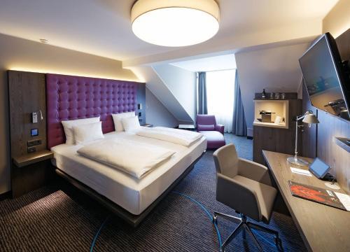 Hotel Stadt München impression