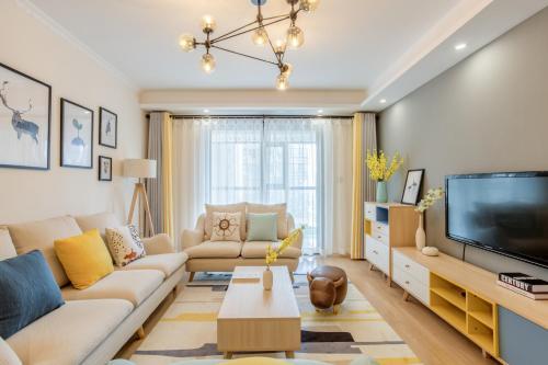 . 1003 Huxin xiaozhu Apartment