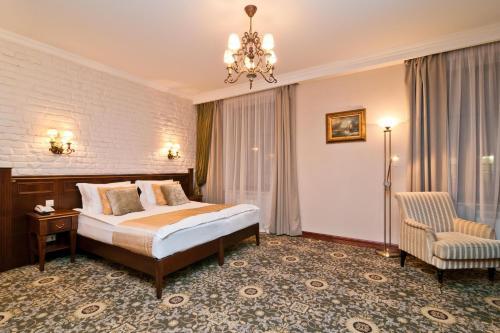 Отель Традиция Двухместный номер Делюкс с 1 кроватью или 2 отдельными кроватями