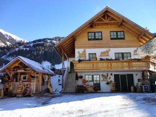 Haus Schindelbacher - Apartment - Donnersbachwald