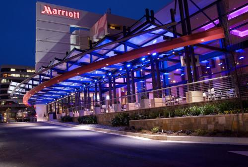 Atlanta Marriott Buckhead Hotel