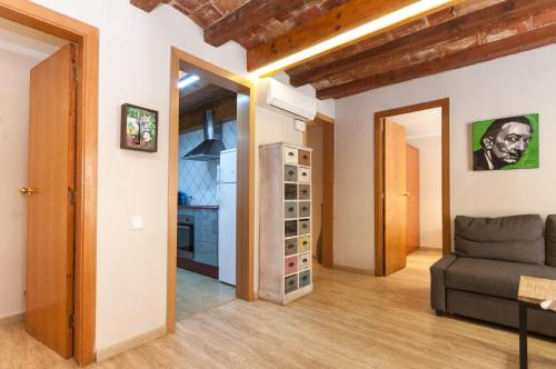 Charming Apartment in Barcelona Center photo 21