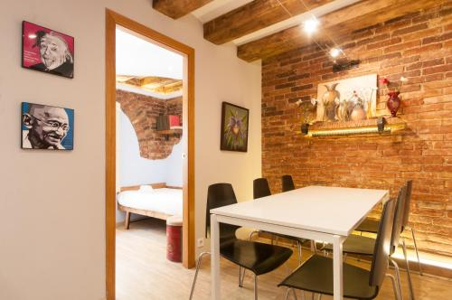 Charming Apartment in Barcelona Center photo 22