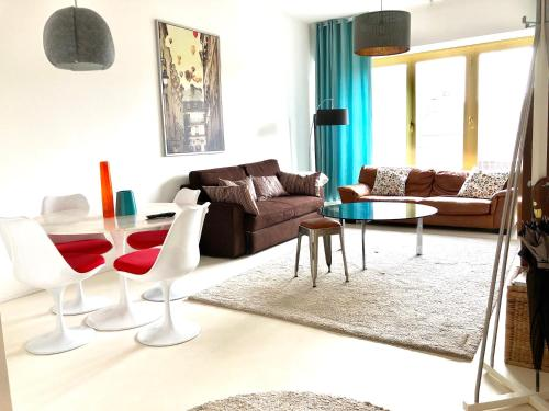Spacious flat in the heart of the City Center! Ideal for a family! Foto principal